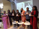 "Hindi edition of ""The Secret Diary of Kasturba"" launched"