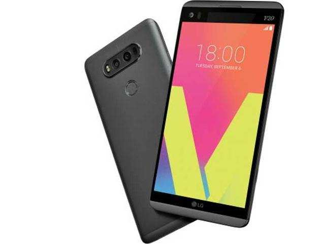 LG V20 with dual-display available at Rs 25,000 discount on Amazon