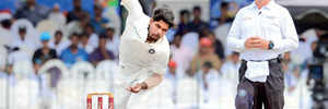 Umesh Yadav reveals he would struggle to control leather ball early in his career, credits coaches for honing his skills