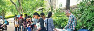 Karve Institute students protest hostel diktat