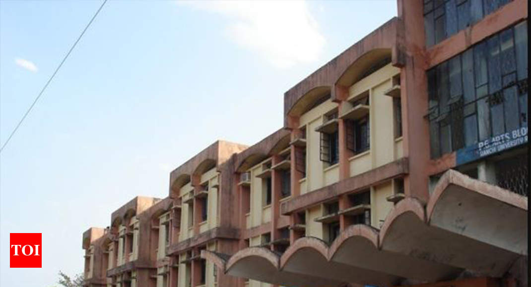 Ranchi University Ranchi University Harnesses The Sun At