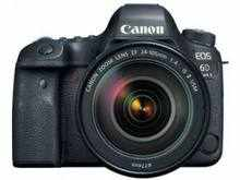 Canon EOS 6D Mark II (EF 24-105mm f/4L IS II USM Kit Lens) Digital SLR Camera