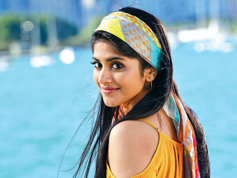 Megha Akash: Audience will love to see nithiin and me lie to each other in 'LIE'