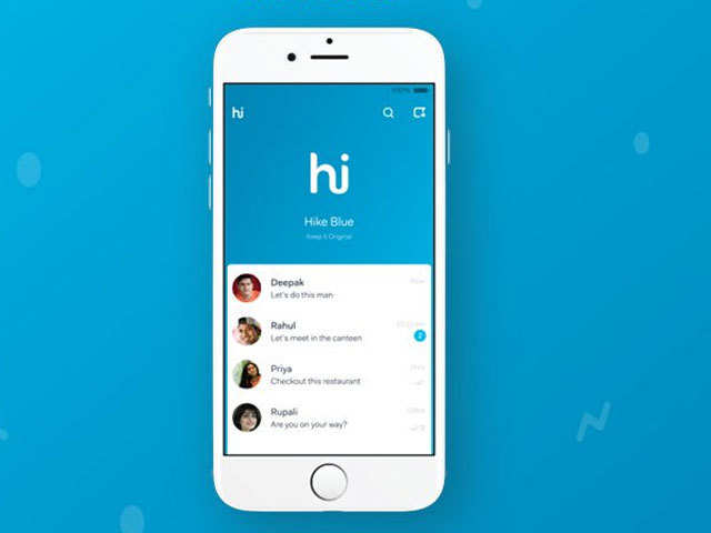 Hike was launched in December 2012 and acquired a user base of over 100 million as of January 2016.