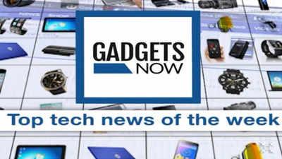 Top tech news of the week (August 7-11)