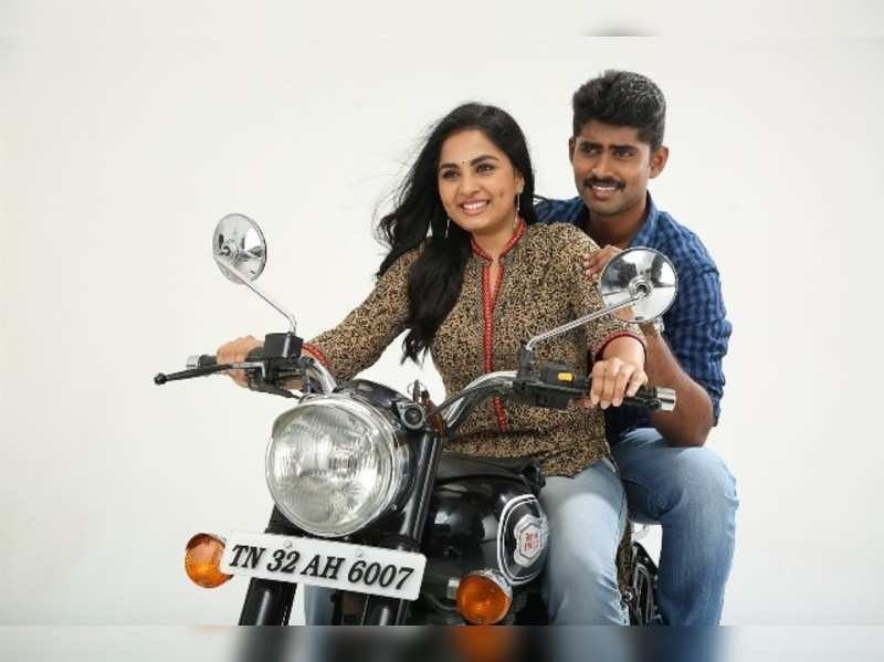 Kathir plays a 'strange' cop in this crime thriller