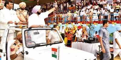 As bypoll looms, Amarinder Singh announces projects for