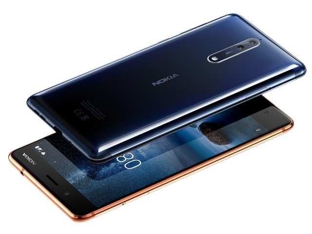 dd3166699 Nokia 8 launched  Top 5 features of the company s most expensive phone