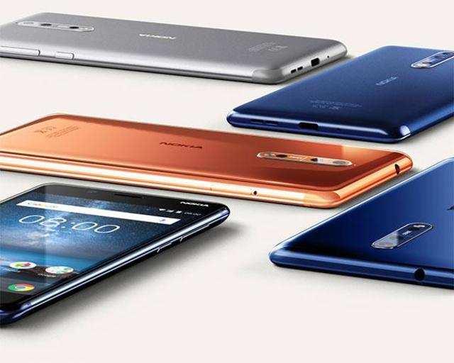 Comparison: Nokia 8 vs Samsung Galaxy S8+ vs iPhone 7 Plus
