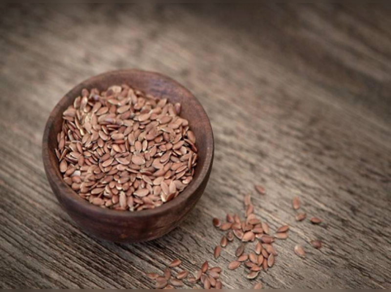Here's how flaxseeds help in reducing weight (Shutterstock)