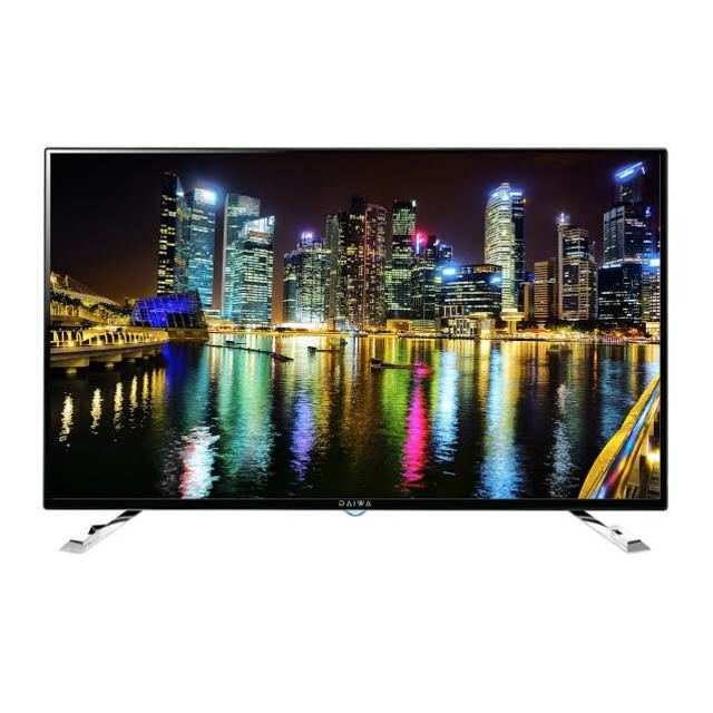 Daiwa launches its latest 55-inch FHD Smart TV, priced at Rs 41,990