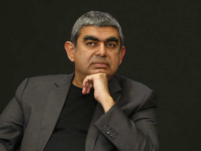 The source added that Sikka had met with co-chairman Ravi Venkatesan in June for a long discussion.
