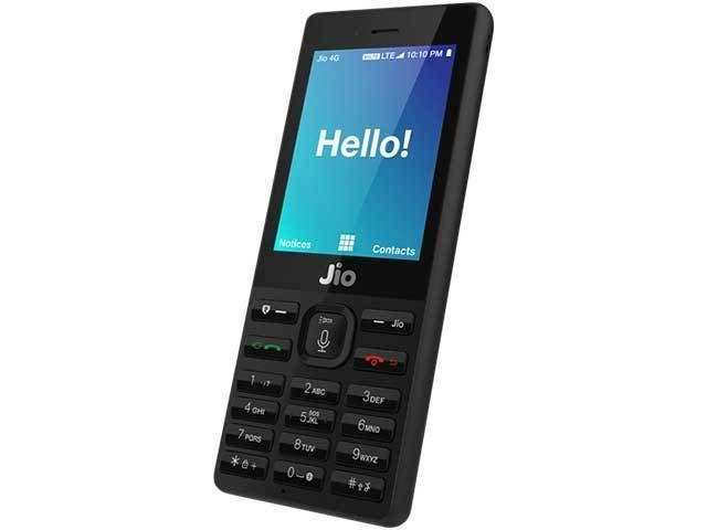 """The Reliance JioPhone comes at an """"effective"""" price of Rs 0."""