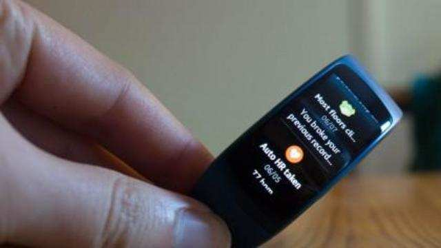 Samsung Gear Fit 2: representative image