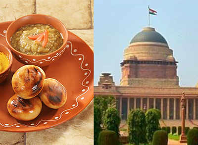 Ram Nath Kovind has reportedly introduced 'Litti-Chokha', as part of the main menu for all the events and gatherings.