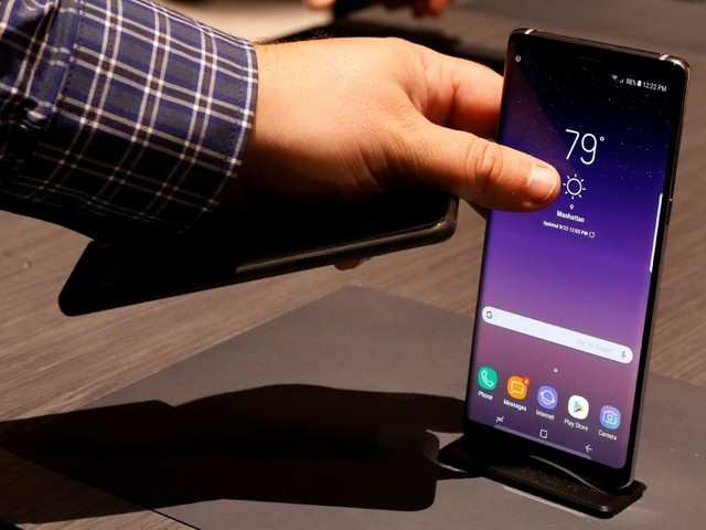 The Samsung Galaxy Note 8 will be available in three variants based on in-built storage - 64GB/128GB and 256GB.