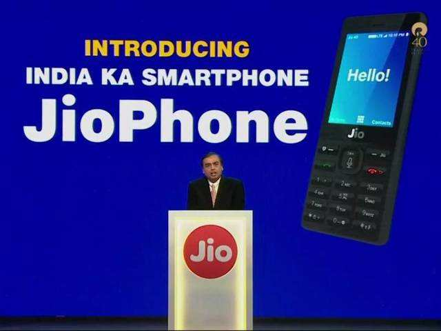 1a45f98a0 Reliance JioPhone bookings start  Read the phone s full ...