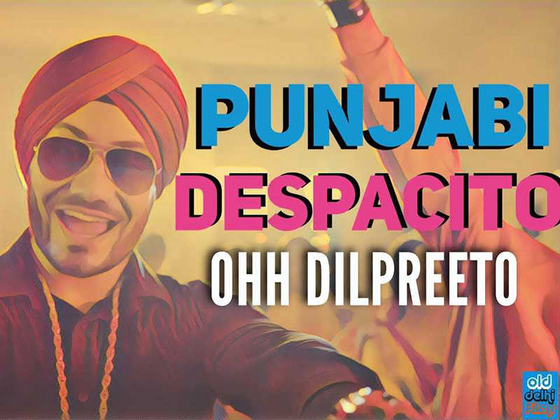 Ohh Dilpreeto is the latest in a line of parodies and covers by Indian artistes that are going viral on the internet.