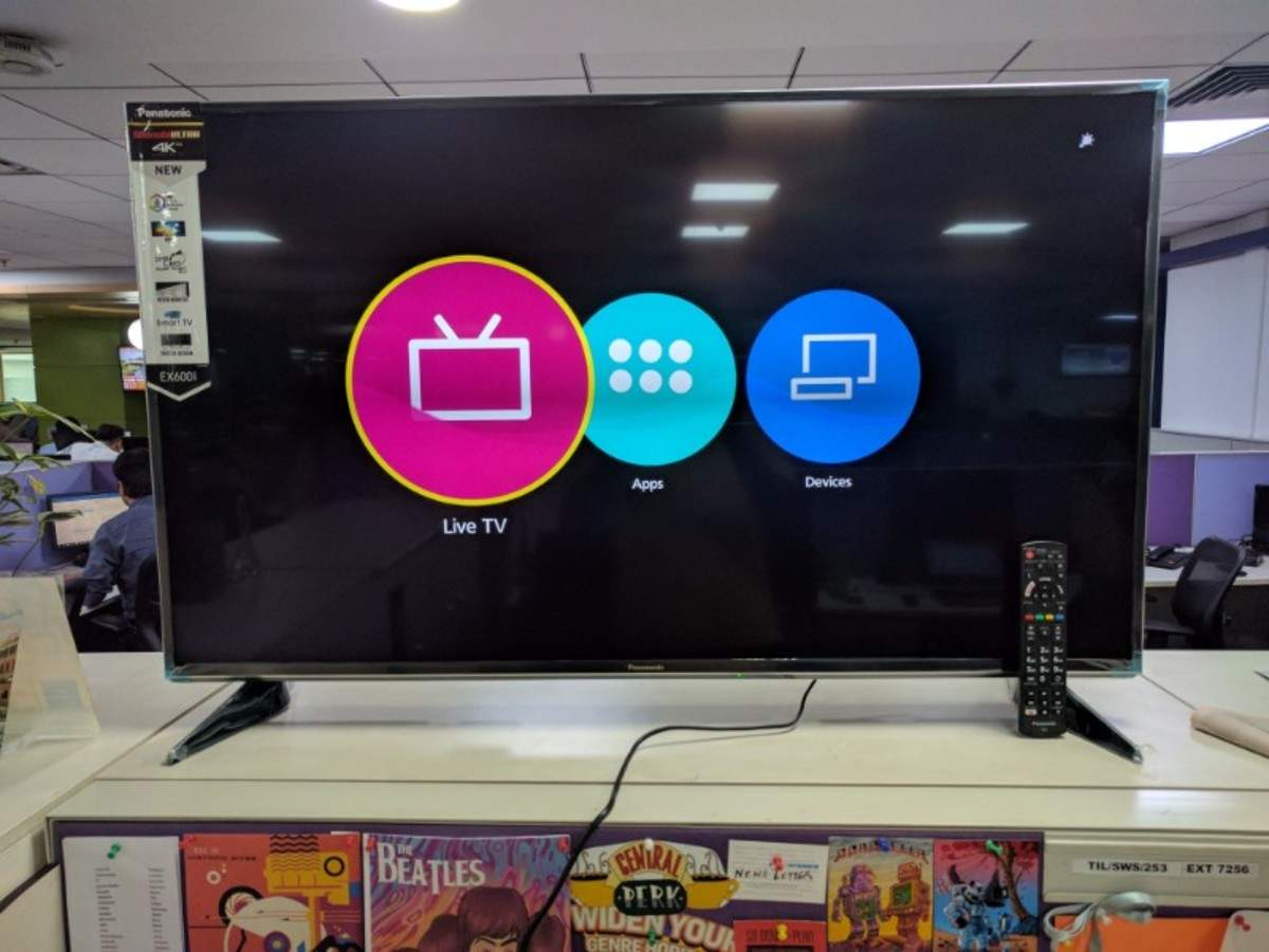 Panasonic Shinobi Ultra 4K review: A TV that lives up to its promise