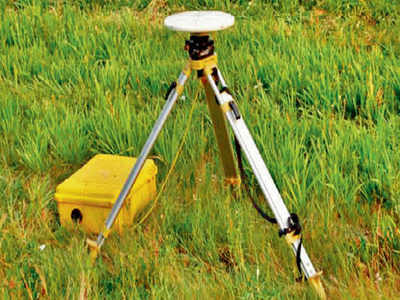 Telangana to rely on hi-tech gadgets in land re-survey | Hyderabad