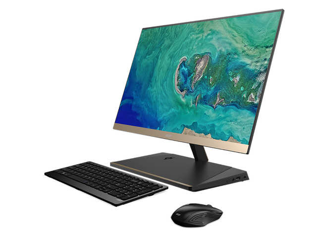 Acer launches its slimmest all-in-one desktop Aspire 24
