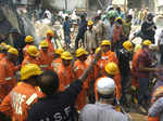 Six dead as building collapses in Mumbai
