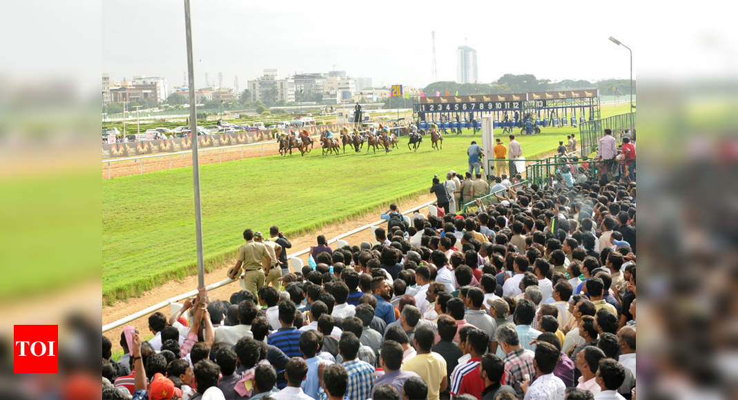 bangalore turf club off course betting centre