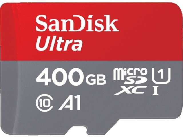 SanDisk launches world's 'most powerful' microSD card