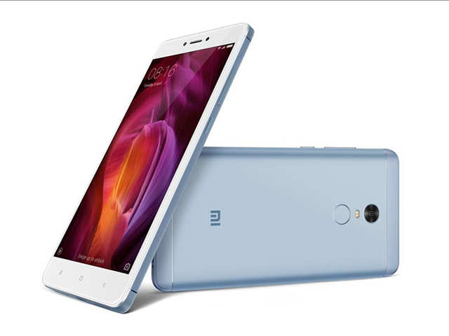 Xiaomi: Xiaomi launches Redmi Note 4's Lake Blue colour variant in India   Gadgets Now