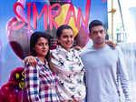 Simran: 'Single Rehne De' Song Launch