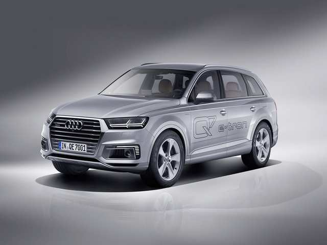 The vehicle, Audi Q7 40 TFSI quattro is powered by a 2 litre petrol engine with 252 horse power, capable of accelerating from 0 to 100 km/h in just 6.9 seconds, Audi India said in a statement.