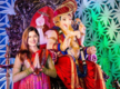 Asha Bhats Ganpati Celebrations at Sahyadri Chembur