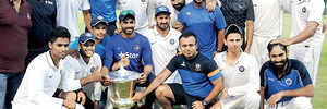 Duleep Trophy marred by sudden withdrawals
