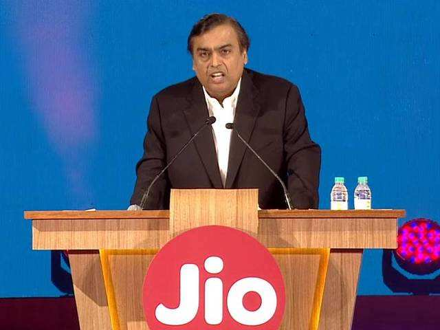 On the occasion, Reliance Industries' chairman Mukesh Ambani sent a letter to Jio employees.