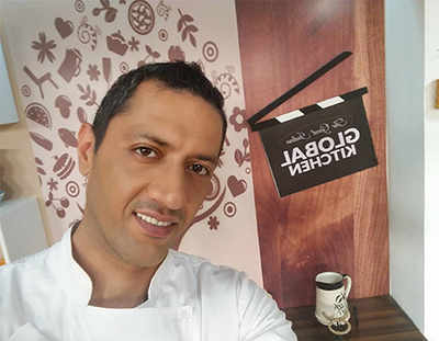 Model-turned-chef, Aditya Bal thinks cooking is a very rewarding craft(Image Courtesy: Official Facebook Page)