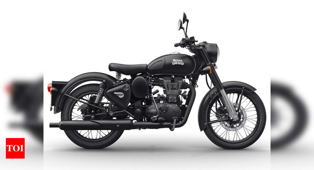 Royal Enfield Royal Enfield Classic Gets New Variants In New Colours Times Of India