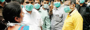 Civic body buys swine flu vaccine from own coffers