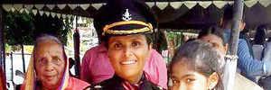 Army widow becomes Lieutenant