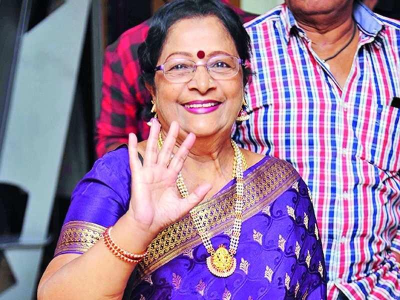 Veteran actress BV Radha passes away on Sunday