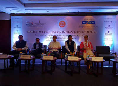 Indian Food Culture Conclave: An attempt to revive India's culinary heritage