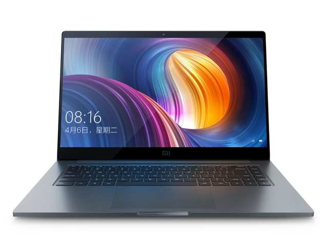 Xiaomi Mi Notebook Pro laptop with Intel 8th-Gen processor launched