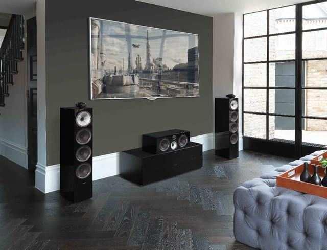B&W's flagship audio tech trickles down into cheaper speaker series