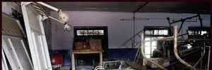 Hospital staff struggles as bldg crumbles