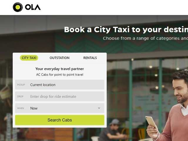 The final app will aim to simplify cab-riding options into economy, premium and luxury and might even club options like Ola Micro and Mini into a single option.