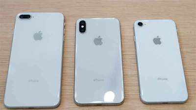 Iphone  Plus Plata Precio
