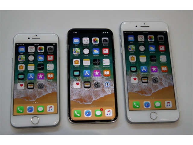 <p>Apple iPhone 8, iPhone X and iPhone 8 Plus</p><p><br></p>