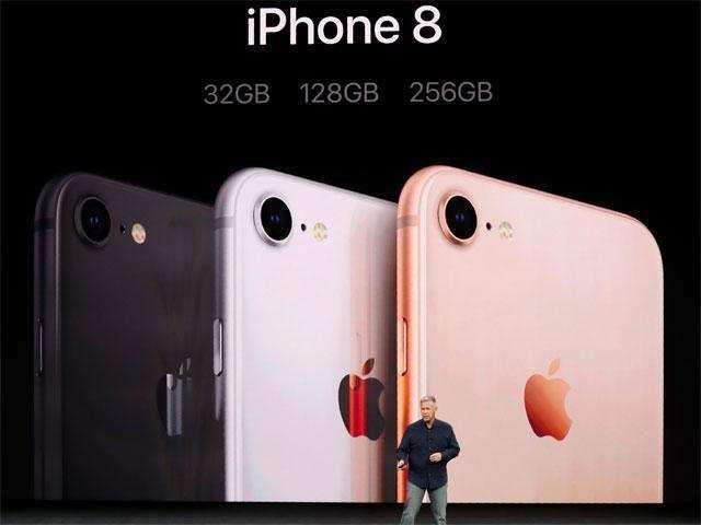 Apple IPhone 8 Plus Vs 7 A Comparison