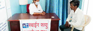 Swine flu patients get counselling centres