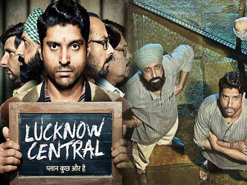 'Lucknow Central' box office collection Day 1: Farhan Akhtar starrer opens with Rs. 1.75 crore