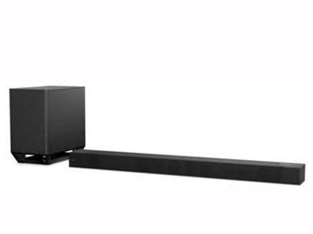 Sony launches Soundbar HT-ST5000 in India, priced at Rs 1,50,990